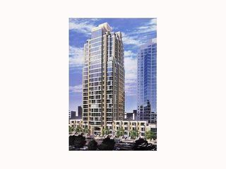 """Photo 10: 1606 1188 RICHARDS Street in Vancouver: Downtown VW Condo for sale in """"PARK PLAZA"""" (Vancouver West)  : MLS®# V793185"""