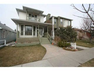 Photo 1: 250 25 Avenue NE in CALGARY: Tuxedo Residential Detached Single Family for sale (Calgary)  : MLS®# C3421200
