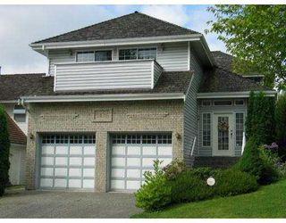 Main Photo: 3312 ABBEY LN in Coquitlam: Park Ridge Estates House for sale : MLS®# V553675