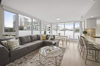 """Main Photo: 205 1618 QUEBEC Street in Vancouver: Mount Pleasant VE Condo for sale in """"CENTRAL"""" (Vancouver East)  : MLS®# R2400724"""