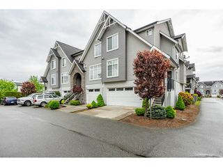 "Photo 1: 44 8881 WALTERS Street in Chilliwack: Chilliwack E Young-Yale Townhouse for sale in ""Eden Park"" : MLS®# R2409894"
