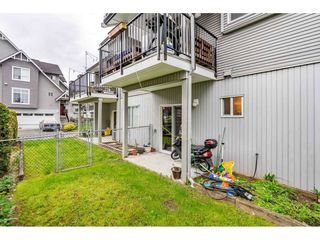 "Photo 20: 44 8881 WALTERS Street in Chilliwack: Chilliwack E Young-Yale Townhouse for sale in ""Eden Park"" : MLS®# R2409894"