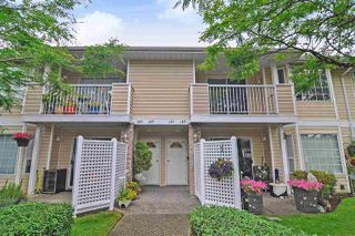"Main Photo: 202 5641 201 Street in Langley: Langley City Townhouse for sale in ""The Huntington"" : MLS®# R2426202"
