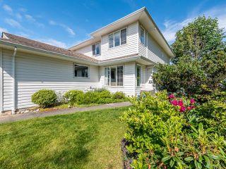 Photo 1: B 2425 1st St in COURTENAY: CV Courtenay City Half Duplex for sale (Comox Valley)  : MLS®# 843142