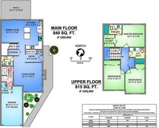 Photo 9: B 2425 1st St in COURTENAY: CV Courtenay City Half Duplex for sale (Comox Valley)  : MLS®# 843142