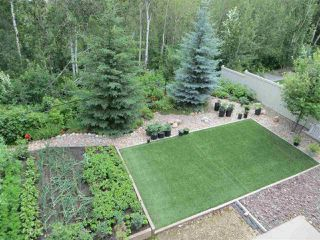 Photo 35: 2504 CAMERON RAVINE LANDING Landing in Edmonton: Zone 20 House for sale : MLS®# E4206082