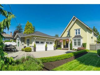 "Photo 1: 8848 WRIGHT Street in Langley: Fort Langley House for sale in ""Fort Langley"" : MLS®# R2478172"