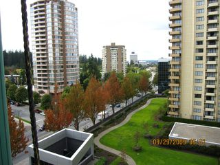 "Photo 10: 1006 5899 WILSON Avenue in Burnaby: Central Park BS Condo for sale in ""PARAMOUNT TOWER II"" (Burnaby South)  : MLS®# V790393"