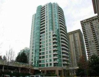 "Photo 1: 1006 5899 WILSON Avenue in Burnaby: Central Park BS Condo for sale in ""PARAMOUNT TOWER II"" (Burnaby South)  : MLS®# V790393"