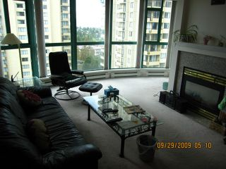 "Photo 3: 1006 5899 WILSON Avenue in Burnaby: Central Park BS Condo for sale in ""PARAMOUNT TOWER II"" (Burnaby South)  : MLS®# V790393"