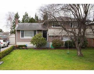 "Photo 1: 3700 ROYALMORE Avenue in Richmond: Seafair House for sale in ""MOORES"" : MLS®# V804841"