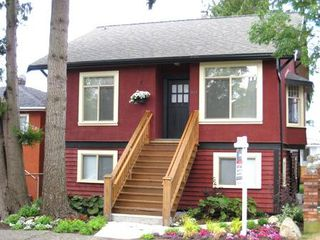 Photo 1: 5251 SOMERVILLE Street in Vancouver: Fraser VE House for sale (Vancouver East)  : MLS®# V841680