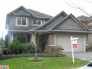 """Main Photo: 3588 150TH Street in Surrey: Morgan Creek House for sale in """"West Rosemary Heights"""" (South Surrey White Rock)  : MLS®# F1100050"""