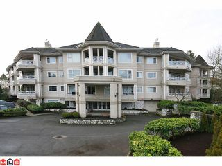 "Photo 1: 101 20120 56TH Avenue in Langley: Langley City Condo for sale in ""BLACKBERRY LANE 1"" : MLS®# F1102193"