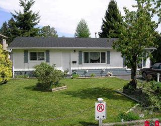 "Photo 1: 10306 129TH ST in Surrey: Cedar Hills House for sale in ""Saint Helen's Park"" (North Surrey)  : MLS®# F2512179"