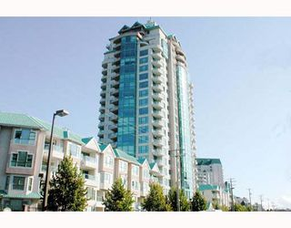 "Photo 1: 2001 3071 GLEN Drive in Coquitlam: North Coquitlam Condo for sale in ""PARC LAURENT"" : MLS®# V728874"