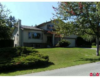 "Photo 1: 15260 KILDARE Drive in Surrey: Sullivan Station House for sale in ""SULLIVAN STATION"" : MLS®# F2900030"