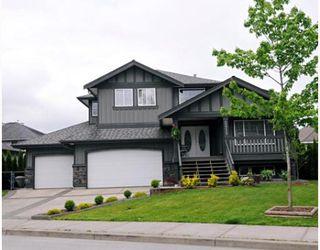 Main Photo: 11719 COTTONWOOD Drive in Maple_Ridge: Cottonwood MR House for sale (Maple Ridge)  : MLS®# V749414