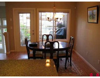 "Photo 2: 10 6110 138TH Street in Surrey: Sullivan Station Townhouse for sale in ""SENECA WOODS"" : MLS®# F2906384"