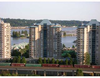 "Photo 7: 1201 1026 QUEENS Avenue in New_Westminster: Uptown NW Condo for sale in ""AMERA TERRACE"" (New Westminster)  : MLS®# V774407"