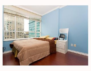 "Photo 4: 1104 438 SEYMOUR Street in Vancouver: Downtown VW Condo for sale in ""CONFERENCE PLAZA"" (Vancouver West)  : MLS®# V776093"