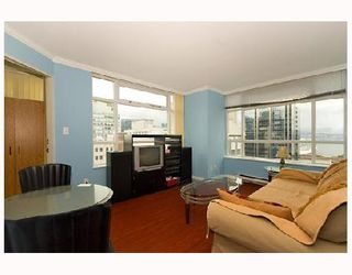 "Photo 3: 1104 438 SEYMOUR Street in Vancouver: Downtown VW Condo for sale in ""CONFERENCE PLAZA"" (Vancouver West)  : MLS®# V776093"