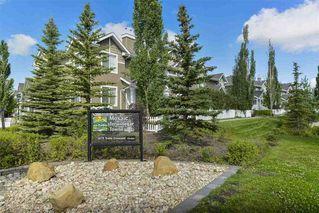 Main Photo: 75 3075 TRELLE Crescent in Edmonton: Zone 14 Townhouse for sale : MLS®# E4170714