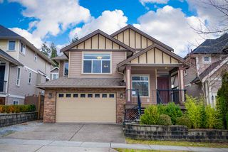 Main Photo: 1335 MARGUERITE Street in Coquitlam: Burke Mountain House for sale : MLS®# R2427340