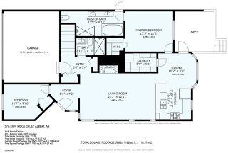 Photo 41: 27 57A ERIN RIDGE Drive: St. Albert Townhouse for sale : MLS®# E4195371
