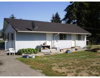 Photo 2: 18333 LOUGHEED Highway in Pitt Meadows: North Meadows House for sale : MLS®# V784055