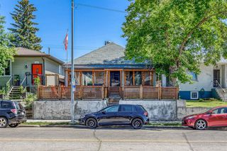 Main Photo: 1016 8 Street SE in Calgary: Ramsay Detached for sale : MLS®# A1016341
