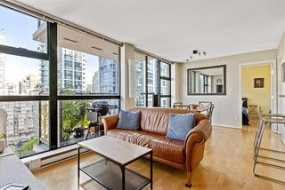 Main Photo: 1609 1295 RICHARDS STREET in Vancouver: Downtown VW Condo for sale (Vancouver West)  : MLS®# R2485624