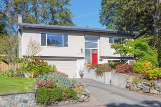 Photo 1: 3953 Margot Pl in : SE Maplewood House for sale (Saanich East)  : MLS®# 856689