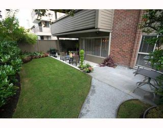 Photo 1: 103 1777 W 13TH Avenue in Vancouver: Fairview VW Condo for sale (Vancouver West)  : MLS®# V786085
