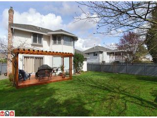 "Photo 10: 15490 92A Avenue in Surrey: Fleetwood Tynehead House for sale in ""BERKSHIRE PARK"" : MLS®# F1008513"