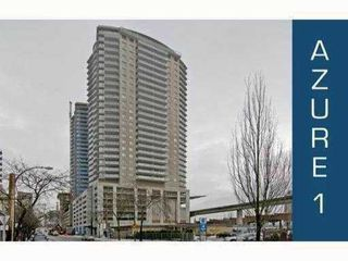 "Photo 1: 2107 898 CARNARVON Street in New Westminster: Downtown NW Condo for sale in ""AZURE AT PLAZA 88"" : MLS®# V835306"