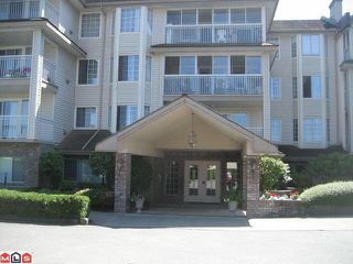 "Photo 1: 308 2491 GLADWIN Road in Abbotsford: Abbotsford West Condo for sale in ""Lakewood Gardens"" : MLS®# F1019909"