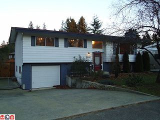 Photo 1: 2886 ASH Street in Abbotsford: Central Abbotsford House for sale : MLS®# F1028366