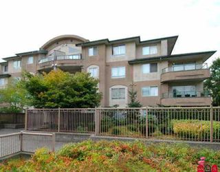"Main Photo: 101 7475 138TH ST in Surrey: East Newton Condo for sale in ""CARDINAL COURT"" : MLS®# F2603945"