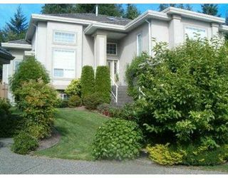 Photo 1: 1597 BRAMBLE LN in Coquitlam: Westwood Plateau House for sale : MLS®# V550436