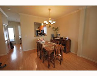 Photo 4: 489 W 46TH Avenue in Vancouver: Oakridge VW Townhouse for sale (Vancouver West)  : MLS®# V769159