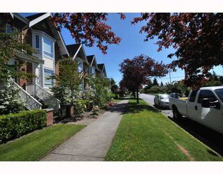 Photo 9: 489 W 46TH Avenue in Vancouver: Oakridge VW Townhouse for sale (Vancouver West)  : MLS®# V769159