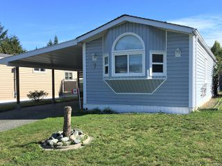 Photo 1: 7 658 Alderwood Dr in LADYSMITH: Du Ladysmith Manufactured Home for sale (Duncan)  : MLS®# 826464
