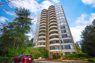 Photo 1: 602 6282 KATHLEEN Avenue in Burnaby: Metrotown Condo for sale (Burnaby South)  : MLS®# R2420718