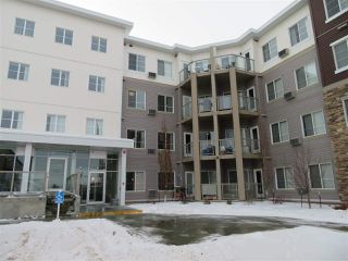 Main Photo: 408 812 WELSH Drive in Edmonton: Zone 53 Condo for sale : MLS®# E4184214