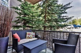 Photo 7: 11 186 Kananaskis Way: Canmore Apartment for sale : MLS®# C4299520