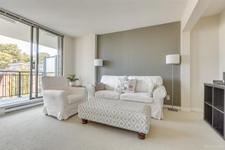 """Photo 7: 702 833 AGNES Street in New Westminster: Downtown NW Condo for sale in """"THE NEWS"""" : MLS®# R2482386"""