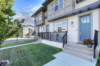 Photo 3: 716 WALDEN Drive SE in Calgary: Walden Duplex for sale : MLS®# A1031671