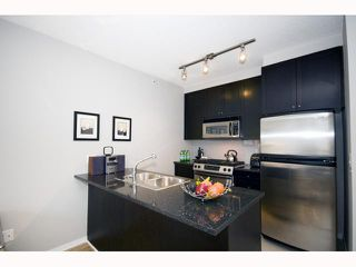 "Photo 3: 508 1001 HOMER Street in Vancouver: Downtown VW Condo for sale in ""THE BENTLEY"" (Vancouver West)  : MLS®# V817106"