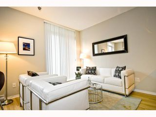 "Photo 2: 508 1001 HOMER Street in Vancouver: Downtown VW Condo for sale in ""THE BENTLEY"" (Vancouver West)  : MLS®# V817106"